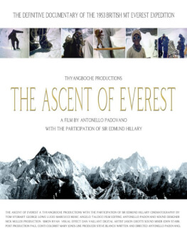 THE ASCENT OF EVEREST / ASCENSIUNEA EVERESTULUI Alpin Film Festival 2020