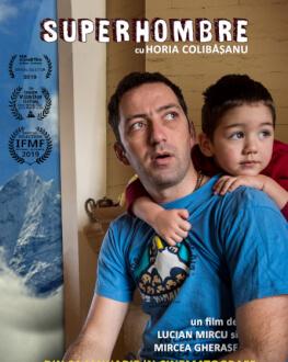 SUPERHOMBRE GALA DESCHIDERE ALPIN FILM FESTIVAL 2020