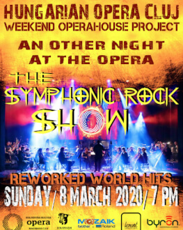 ANOTHER NIGHT AT THE OPERA the symphonic rock show