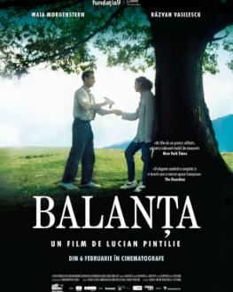 BALANȚA - Versiune restaurată în format digital 4K Noaptea Alba a Filmului Romanesc 2020