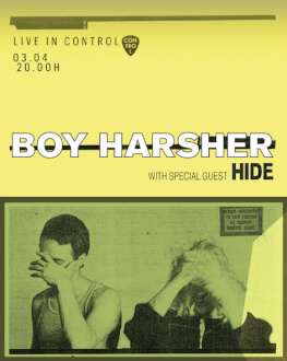 Boy Harsher / Hide