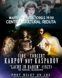Cine-ConcertKarpovnot Kasparov