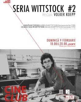 Noutăți din Wittstock / Neues in Wittstock Cineclub One World Romania - Seria Wittstock #2