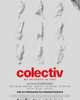 Colectiv - proiecție specială