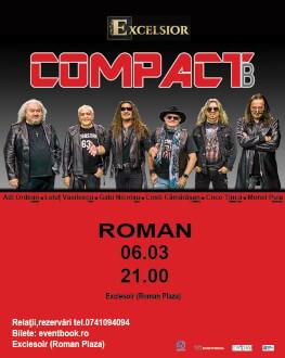 Compact B live la Roman