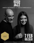 Concert jazz Anita Petruescu & Sorin Romanescu