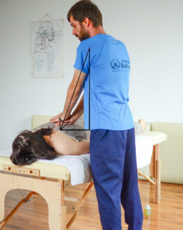 Curs de Ergonomie in masaj