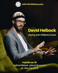 David Helbock la Jazz Fan Rising playing John Williams & more