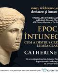"""Despre """"Epoca întunecării. Cum a distrus creștinismul lumea clasică"""" de Catherine Nixey – dezbatere și lansare de carte marți, 4 februarie, ora 19.00, la Librăria Humanitas de la Cișmigiu"""