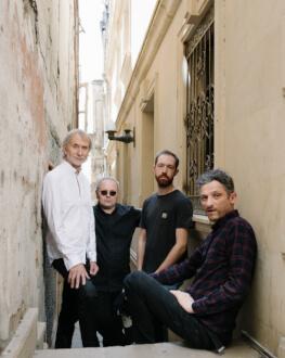 Erik Truffaz Quartet la Jazz Nouveau