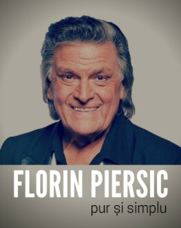 Sibiu: Florin Piersic... Pur și simplu