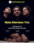Mats Eilertsen Trio la Jazz Fan Rising BUCUREȘTI cu Thomas Strønen (tobe) și Harmen Fraanje (pian)