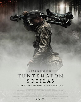 THE UNKNOWN SOLDIER/ TUNTEMATON SOTILAS NORDIC FILM FESTIVAL 2020