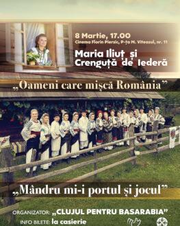 Mândru mi-i portul și jocul Maria Iliuț și Crenguța de Iederă