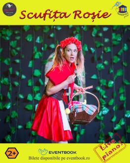 Scufița Roșie & Live Piano Teatropolis Junior
