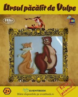 Ursul păcălit de Vulpe & Live Piano Teatropolis Junior