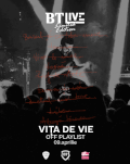 Vița de Vie OFF PLAYLIST BT Live Limited Edition