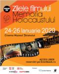 """Dor de tine Zilele Filmului """"Memoria Holocaustului"""""""