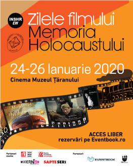 """The Star of Andra and Tati / Steaua Andrei și a lui Tati Zilele Filmului """"Memoria Holocaustului"""""""