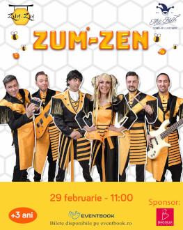 ZumZen - Concert pentru copii și părinți Teatropolis Junior