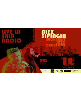 Concert Alex Sipiagin & Bucharest Jazz Orchestra
