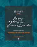 Alexu and The Voices Inside Lansare album The Struggle of Living Pure at Heart