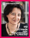 Atelier de Corporate Writing & Storytelling cu Mona Dîrțu