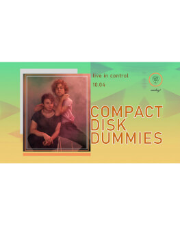 Compact Disk Dummies (BE) live