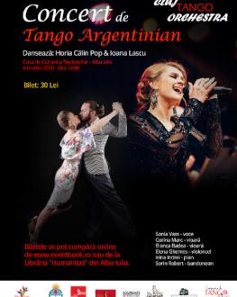 CONCERT DE TANGO ARGENTINIAN