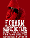 """Concert F.Charm Lansare album """"Sânge de taur"""""""