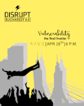 DisruptHR Bucharest 4.0 THE REBELLIOUS FUTURE OF HR