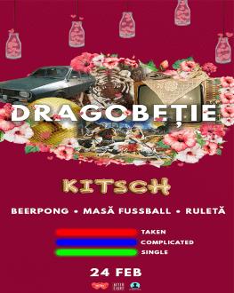 Dragobetie \\ Kitsch Party