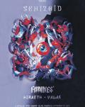 """Fawkes' - Lansare de album """"Schizoid"""" + Hiraeth & Valak"""