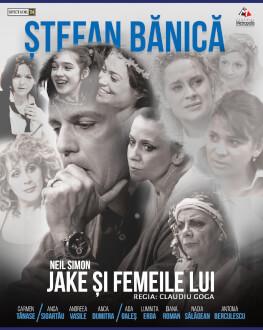 Iași: Jake și femeile lui