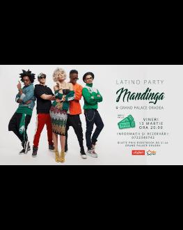 Mandinga   Latino Party