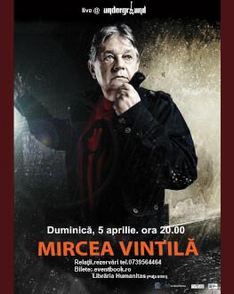 Mircea Vintilă live @ Iași
