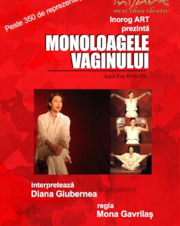 Monoloagele Vaginului după Eve Ensler