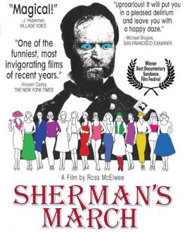 Sherman's March ONE WORLD ROMANIA #13