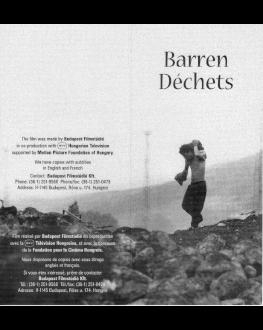 Barren ONE WORLD ROMANIA #13