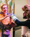 PERIPEŢIILE PRINŢESEI MOFTURICA Productie Compania de Teatru Ingenuo