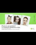 PORTRET AL ARTISTEI CA TÂNĂRĂ INFLUENCERIȚĂ