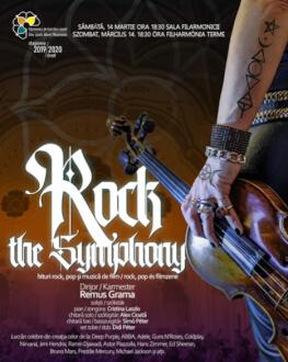 Rock the Symphony hituri rock, pop și muzică de film