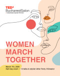 TEDxBucharestSalon | Women March Together