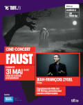 FAUST CINE-CONCERT Accompanied live by JEAN-FRANÇOIS ZYGEL, a master of improvisation