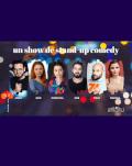 Un Show de Stand-up Comedy cu John, Geo, Cristina, Zob, Toni și Simona