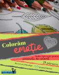COLORĂM EMOȚII | Atelier interactiv pentru pasionații de colorat