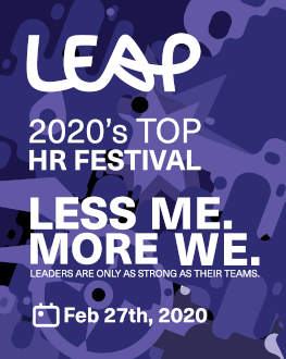 LEAP Opening the way to the new age of HR & People Management
