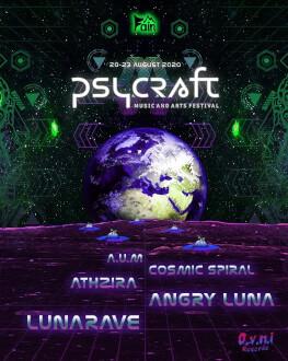 Psycraft Festival 2020 - Overview Effect