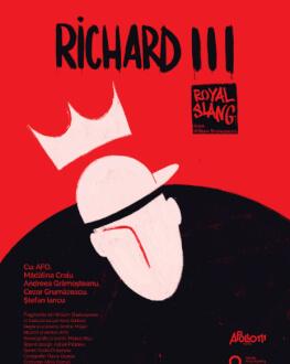 RICHARD III: Royal Slang
