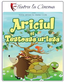 Ariciul și țestoasa uriașă – Teatru la Cinema ONLINE